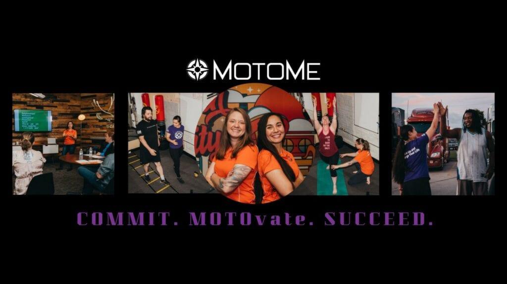 MotoMe Life coaches banner