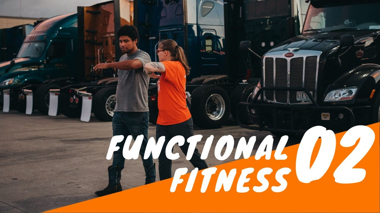 Function Fitness Personal Development for truckers