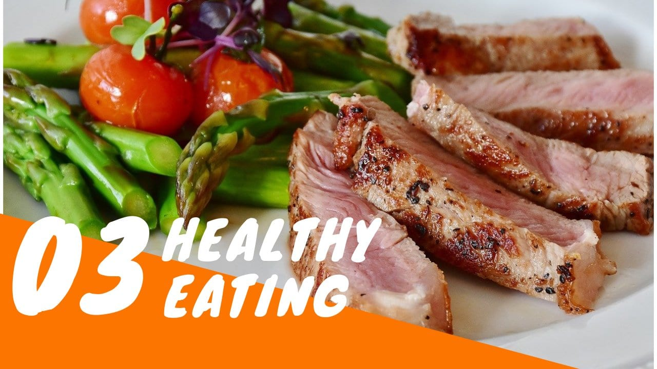 Healthy Eating Personal Development for truckers