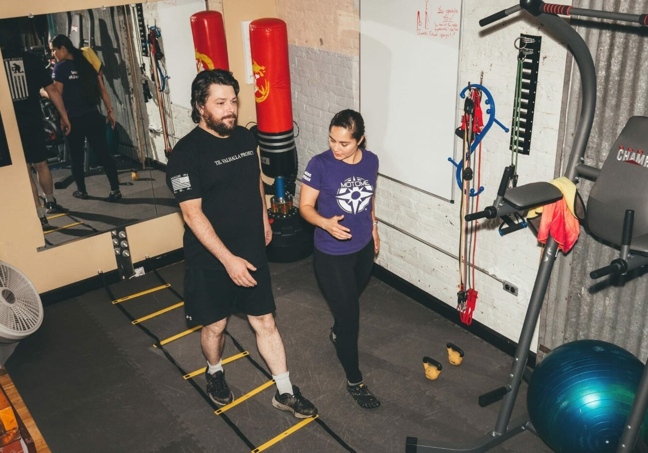 Personal Trainer for veterans in springfield missouri